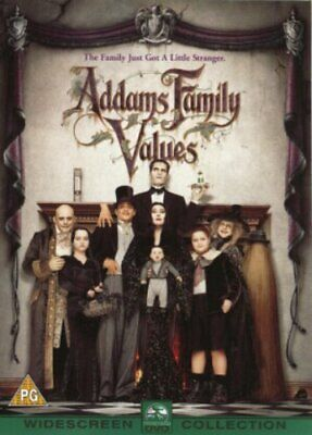 Addams Family Values - Sealed NEW DVD - Anjelica Huston