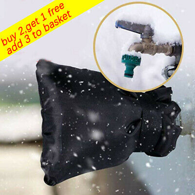 Winter Outdoor Garden Tap Covers Frost Insulated Protector Water Faucet Covers