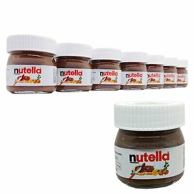 Nutella Mini Glas 7 x 25g