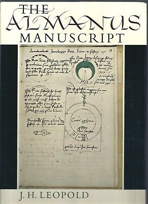 The Almanus Manuscript - J H Leopold Hardback 1st edition