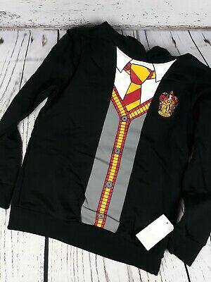 Harry Potter Girls Hoodie Sweatshirt XL (14/16) Hogwarts Gryffindor Brand New!!