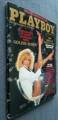 Playboy Magazine Collection (over 50 years) time January 1985 GOLDIE HAWN Issue