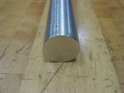 "6061-T6 Aluminum Round Bar 9 1/2"" 9.5"" Dia SOLD BY THE INCH up to 71"" - 5"" minim"