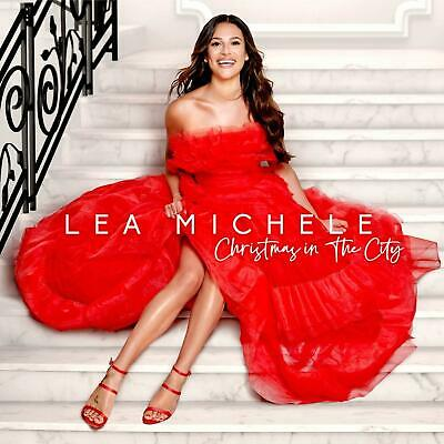 Lea Michele Christmas In The City Sealed Brand New Cd