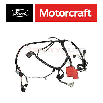 Motorcraft WC96258 Battery Cable for Electrical Power mw