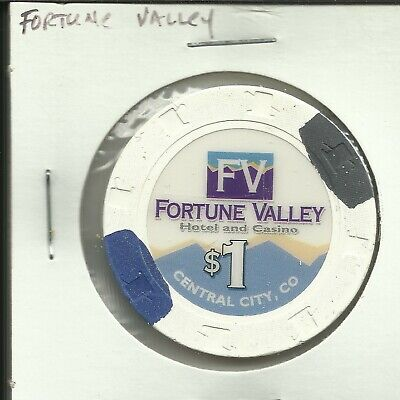 $1 Fortune Valley Chip- Colorado