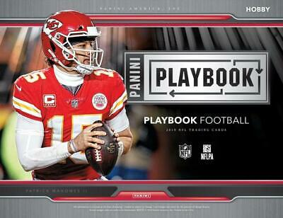 2019 Playbook Panini Retail Only NFL Football Insert Cards Pick From List