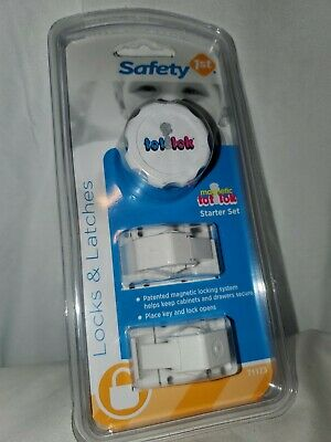 Safety 1st Magnetic Tot Lok Starter Set