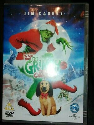 HowThe Grinch Stole Christmas (DVD, 2004) Jim Carrey, Christine Baranski