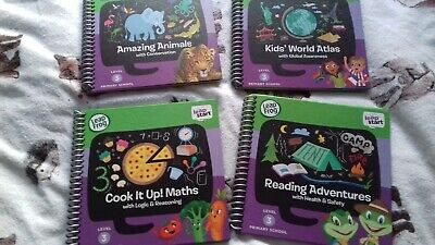 Leapfrog LeapStart Primary School Books