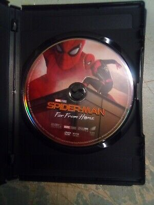Spider-Man: Far From Home (DVD, 2019) Disk Only