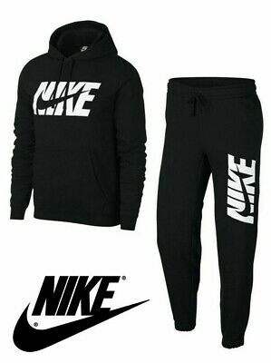 Nike Mens Tracksuit Bottoms Joggers Hoodies NSW Graphic Sweatpants Hoody Fleece