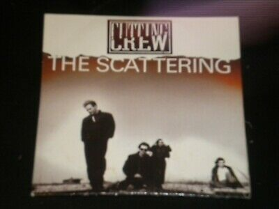 Cutting Crew - The Scattering - 4 Tracks - (3 inch) CD Single - Cardboard Sleeve