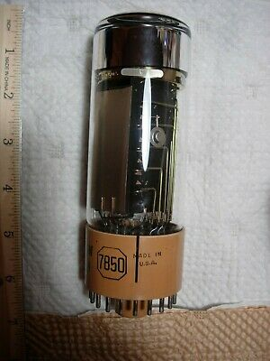 RCA-7850 PMT absolutely Rare Photomultiplier Tube - NOS in Box..COLLECTOR ITEM !