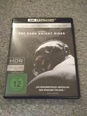 The Dark Knight Rises - 4K Uhd (New)