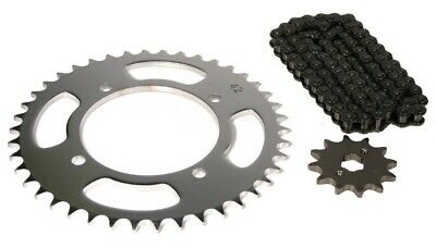 Gold O-Ring Chain and Sprocket Kit for Honda TRX250 X 1987 1988 1989 1990 1991 1992