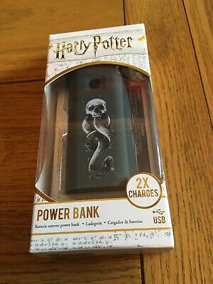charger shaped like an Harry Potter