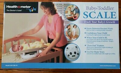 Toddler Baby Scale w/ Growth Chart Infant Health Digital Weight Electronic Weigh