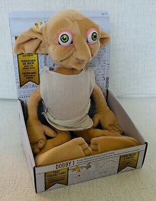Harry Potter Collection Dobby Feature Plush with Sounds NEW!