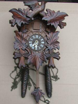 Black Forest Cuckoo Clock - Vintage / Antique In Style