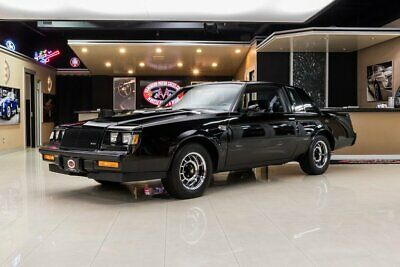 1987 Buick Grand National  Buick GN! Only 7,328 Actual Miles, # Matching, 3.8L Turbo V6, Auto, PS, PB, A/C