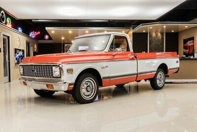 1971 Chevrolet C10  Frame Off Restored, 454 Motor, 12-Bolt, PS, PB, A/C, Cheyenne