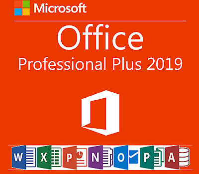 Microsoft Office 2019 Pro Plus🔥PC 🔐 Lifetime Key License 🔥FAST DELIVERY 📩 ⚡⚡