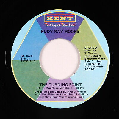 Funk 45 - Rudy Ray Moore - The Turning Point - Kent - VG++ mp3