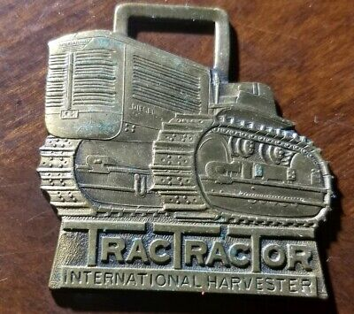 International Harvester TracTractor Watch Fob IH-26B