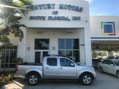2006 Nissan Frontier  CD Heated Leather Sunroof Roof Rack Tow Bedliner Running Boards