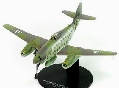 AVION MODEL PLANE AIRCRAFT F002 MESSERSCHMITT ME 262 A-1A 1//72 WW2 Atlas