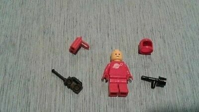 LEGO Minifig Classic Space Red sp005 Set 6940 6927 483 6970 6890 6985 6980 6848