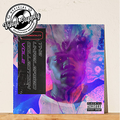 Chance The Rapper - Unreleased Collection Vol 2 [3LP] Vinyl Instrumentality