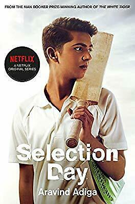 Selection Day: Netflix Tie-in Edition, Adiga, Aravind, New Book