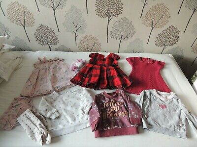 Baby Girl Clothes Bundle... Age 6/9 Months