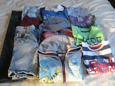 boys clothes bundle aged 5-6 years