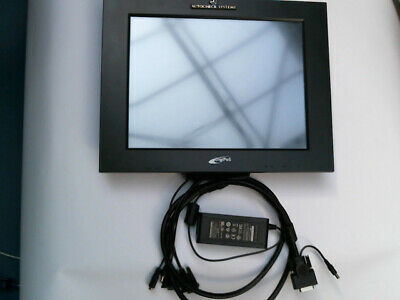 USED DIGIPOS 15Inch TFT LCD Touchscreen Monitor 714A