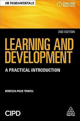 Learning and Development : A Practical Introduction, Paperback by Page-tickel...