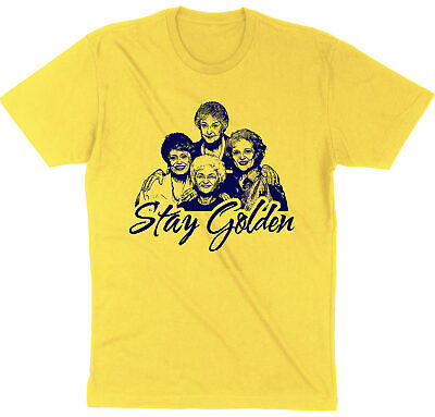 STAY Golden The Golden Girls Sophia Miami BETTY WHITE Getty T-Shirt SIZES S-5X