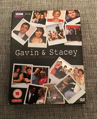 Gavin & Stacey Complete Series 1 - 3 + Christmas Special DVD Box Set - Excellent