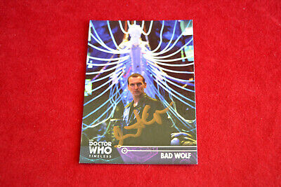 Doctor Who Trading Card Signed by Martha Cope