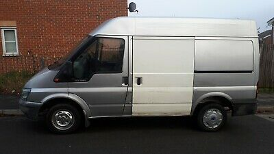 2003 Ford Transit Medium Wheel Base Van 1 year MOT low mileage