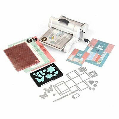 Sizzix Big Shot Plus Starter Ki(Big Shot Plus Kit de inicio Craft Asylum)