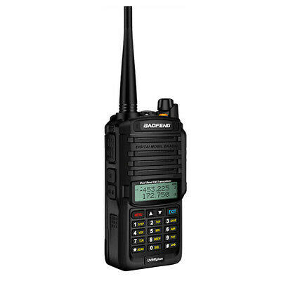 Baofeng UV9R Walkie Talkie UHF VHF 2-Way Radio IP67 Water/Dustproof Professional