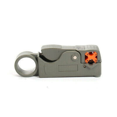UK for RG59 RG58 Lead Insulation Rotary Coax Coaxial Cable Cutter Stripper Tool