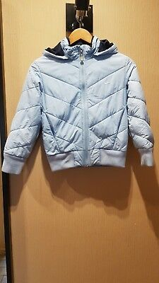 Madchen DOWN Jacke NIKE Gr.8-10 Yahre or 140cm