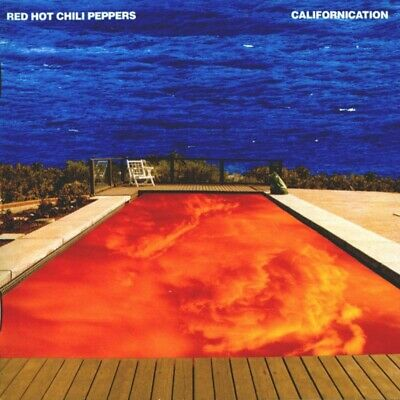 [Music CD] Red Hot Chili Peppers - Californication