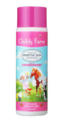 Childs Farm Conditioner - Strawberry & Organic Mint 250ml