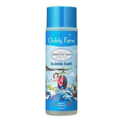 Childs Farm Bubble Bath - Organic Raspberry 250ml
