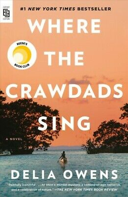 Where the Crawdads Sing, Paperback by Owens, Delia, Brand New, Free shipping ...